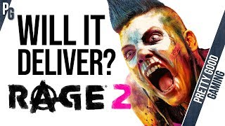 RAGE 2 Is Promising MUCH MORE This Time Around