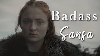 Badass Sansa Stark Scenes - 1080p
