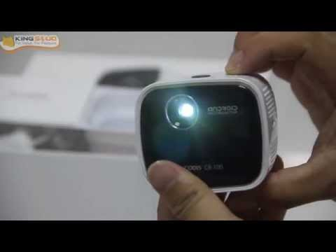 Video CB-100 Mini Android Projector Portable Travel Reviews