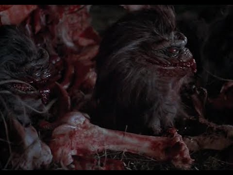Critters 2: The Main Course. (Trailer 1988)