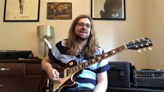 """Brush Away"" Guitar Lesson by AIC is now available from Matt."