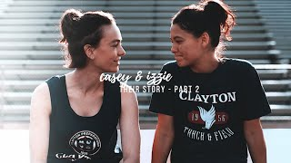 casey and izzie | their story - part 2
