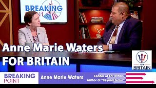 USA Breaking Point Interview // Anne Marie Waters