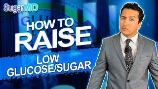 How to Raise Low Blood Sugar Quickly for Diabetics. Dr. Ergin explains(2020)