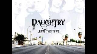 On The Inside - Daughtry - BONUS SONG - Lyrics - *HQ*