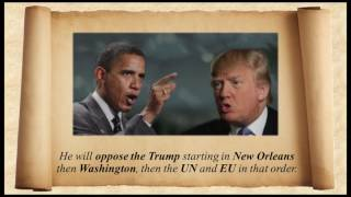 Obama  Prophecy: April 11 2017 & Pope