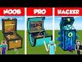 Minecraft NOOB vs PRO vs HACKER CHEST H