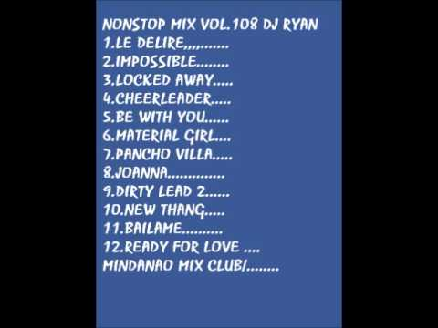 Nonstop mix vol.108(hataw dance mindanao)mix by dj ryan…