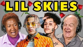 Elders React to Lil Skies (Rapper)
