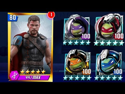 Ninja Turtles Legends PVP HD Episode - 531 #TMNT
