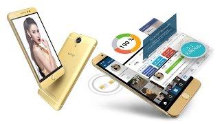 สมาร์ทโฟน ASTON PREMIUM 5.5 นิ้ว สีทอง