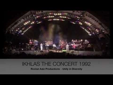 IKHLAS  the Concert 1992