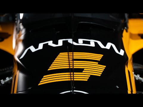 Image: Watch: Arrow McLaren unveil 2020 Indy Car