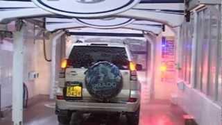 The Eclipse Motor Salon at the Nairobi Safari Club Annex