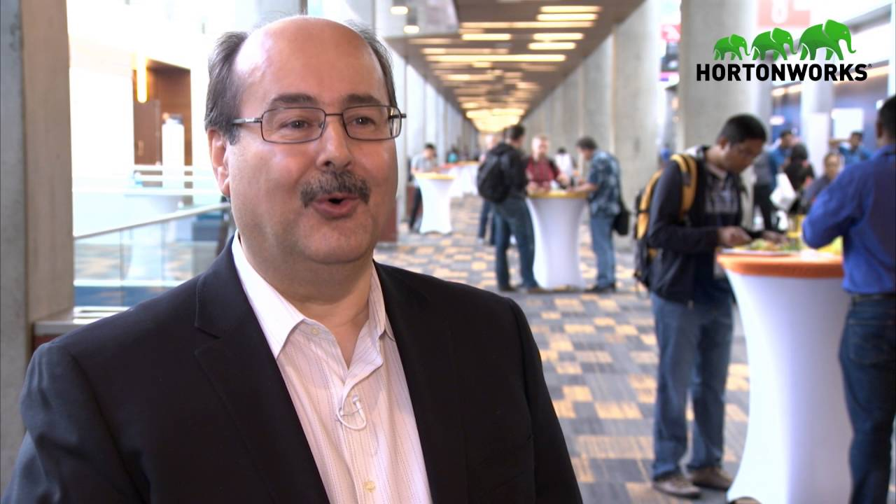 Saama Partner Interview – Hadoop Summit San Jose 2016