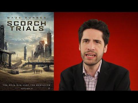 Maze Runner: The Scorch Trials movie review