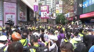 國際記者聯盟:香港國安法將消滅不同政見