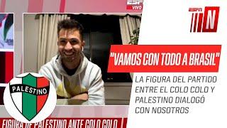 ¡Gran mano a mano con Carlos #Villanueva!: ''Yo hubiese reclamado el penal a muerte''