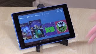 Amazon Kindle Fire Tablets : Kid Interface Options - How to Control Your Child's Device