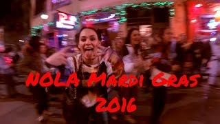 New Orleans Mardi Gras 2016 in ULTRA HD 4K