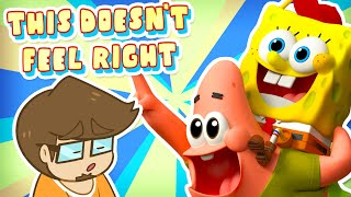 The SpongeBob Spin-off Situation (and why I'm afraid to talk about it)