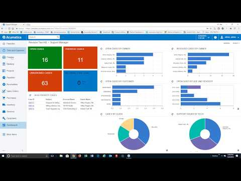 Optimizing Field Service Operations with Acumatica