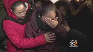 Families Come To Grips With Fatal Bronx Fire