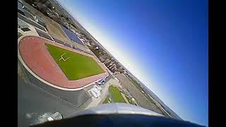 AeroScout Stunt FPV Flight