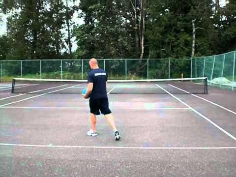 Medicine Ball Throws underhand to overhead
