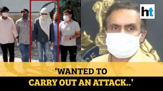 Suspected ISIS operative, a lone wolf, had planned an attack in Delhi: Police - Download this Video in MP3, M4A, WEBM, MP4, 3GP