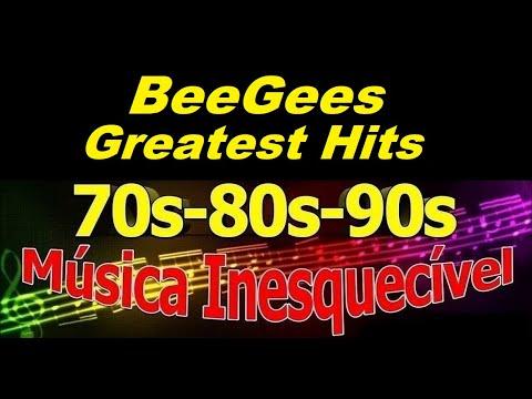 Músicas Internacionais Românticas BeeGees Greatest Hits 70-80-90