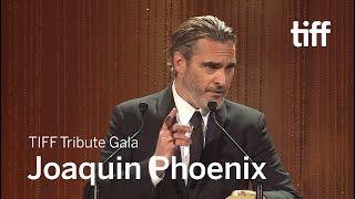 TIFF Tribute Gala Joaquin Phoenix   TIFF 2019