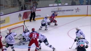 Nikolai Prokhorkin first pro-career hat-trick / Прохоркин отметил 20-летие хет-триком