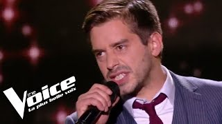 Nino Ferrer – Si tu m'aimes encore   Edouard Edouard   The Voice France 2018   Blind Audition
