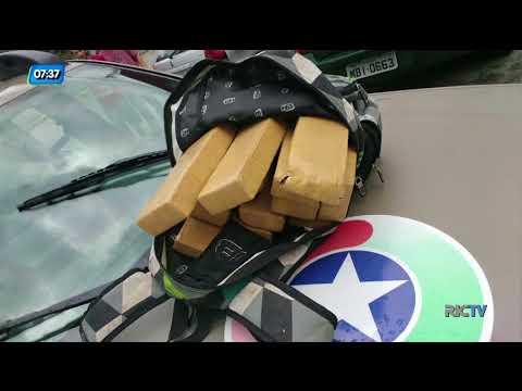Polícia Militar apreende 10 kg de maconha em Blumenau