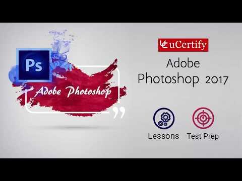 Photoshop 2017 - Adobe Certification Training - YouTube