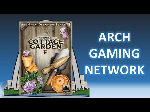 Cottage Garden: Review, Setup and How to Play