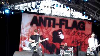 Antiflag - If you wanna to steal (You better learn how to lie) -Openair Lumnezia 2012