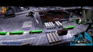 MIKA TransCZ spřátelený konvoj. 05.01.2020