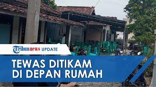 Seusai Antar Keponakan Lamaran, Anggota TNI di OKU Timur Tewas Ditikam di Depan Rumah