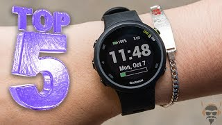 TOP 5 Best Garmin Smartwatch in 2020