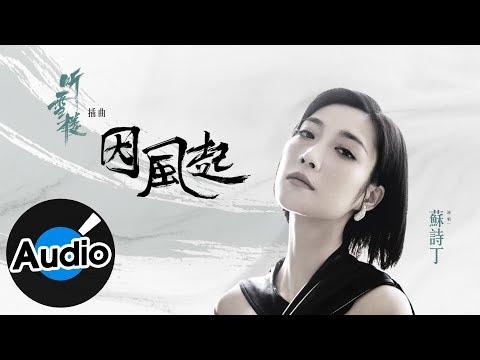 蘇詩丁 - 因風起(官方歌詞版)- 電視劇《聽雪樓》插曲