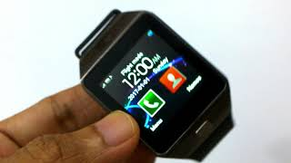 DZ09 Smartwatch Complete Disassembly