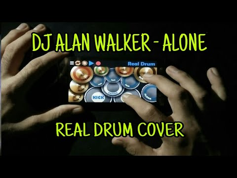 Download DJ Alan Walker - Cover Real Drum HD Mp4 3GP Video and MP3