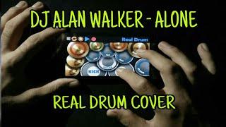 DJ Alan Walker - Cover Real Drum