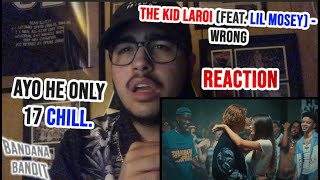 Laroi Man She Too Old!|| The Kid Laroi (feat. Lil Mosey) - Wrong