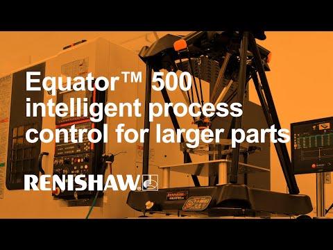 RENISHAW Equator 500 gauging system