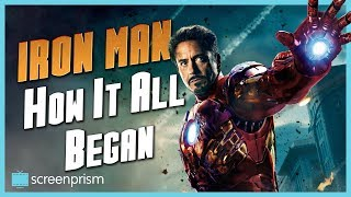 Iron Man: How It All Began