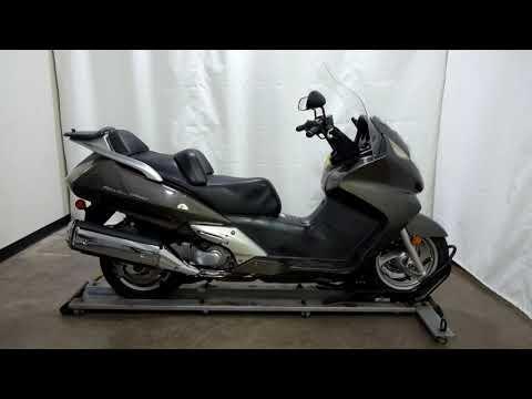 2005 Honda Silver Wing® in Eden Prairie, Minnesota - Video 1