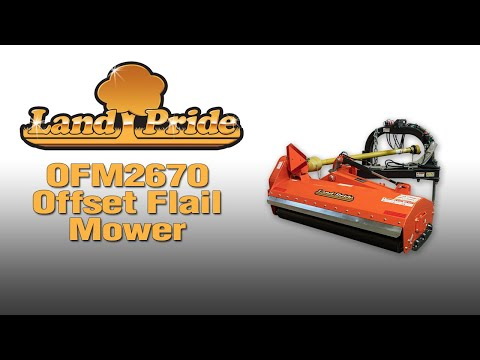 2020 Land Pride OFM2678 in Beaver Dam, Wisconsin - Video 1